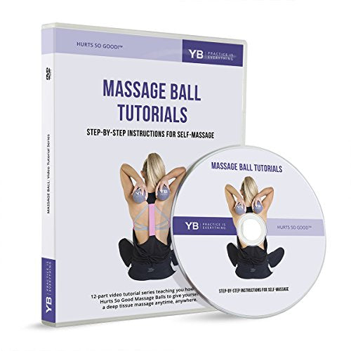 """Hurts So Good"" Massage Balls Tutorial DVD - All Therapeutic"