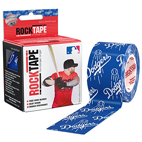 "2"" Los Angeles Dodgers Kinesiology Tape - All Therapeutic"