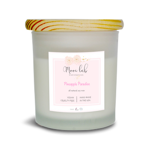 Pineapple Paradise Soy Candle - All Therapeutic