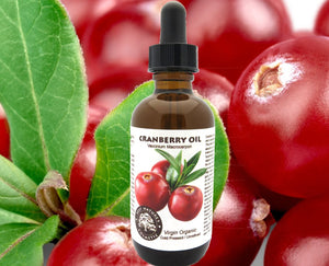 Cranberry Seed Oil Organic - All Therapeutic