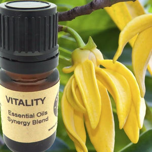 Vitality Essential Oils Synergy Blend. - All Therapeutic