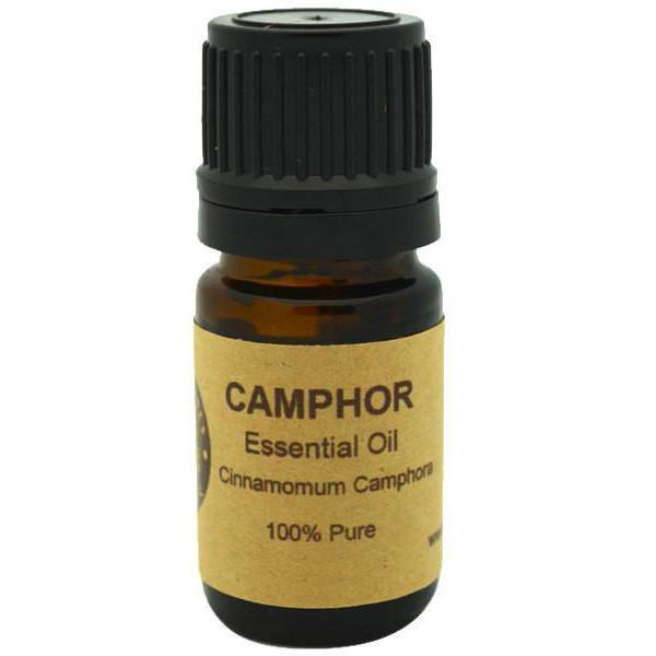 Camphor Essential Oil - All Therapeutic