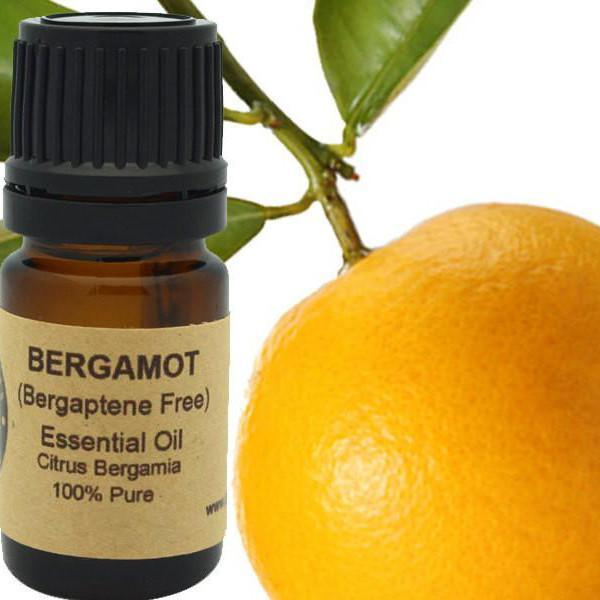 Bergamot Essential Oil (Bergaptene Free) - All Therapeutic