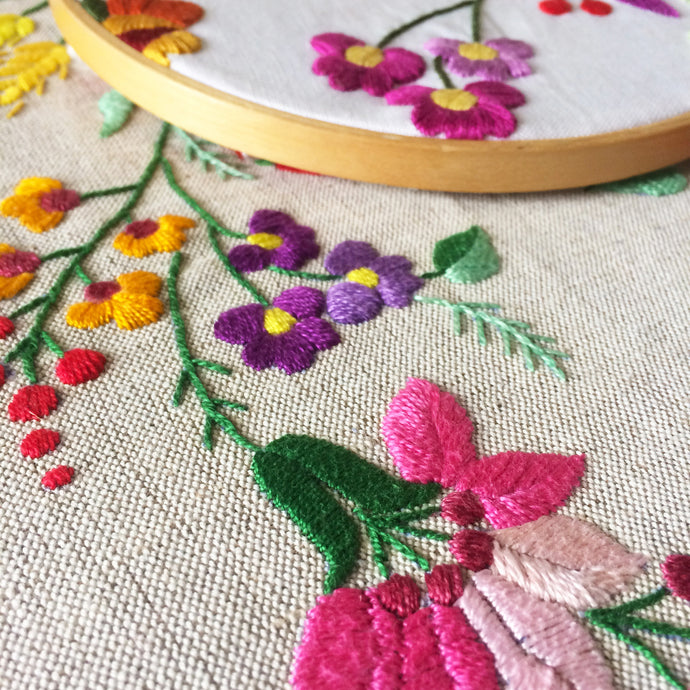 Embroider like a Grandma