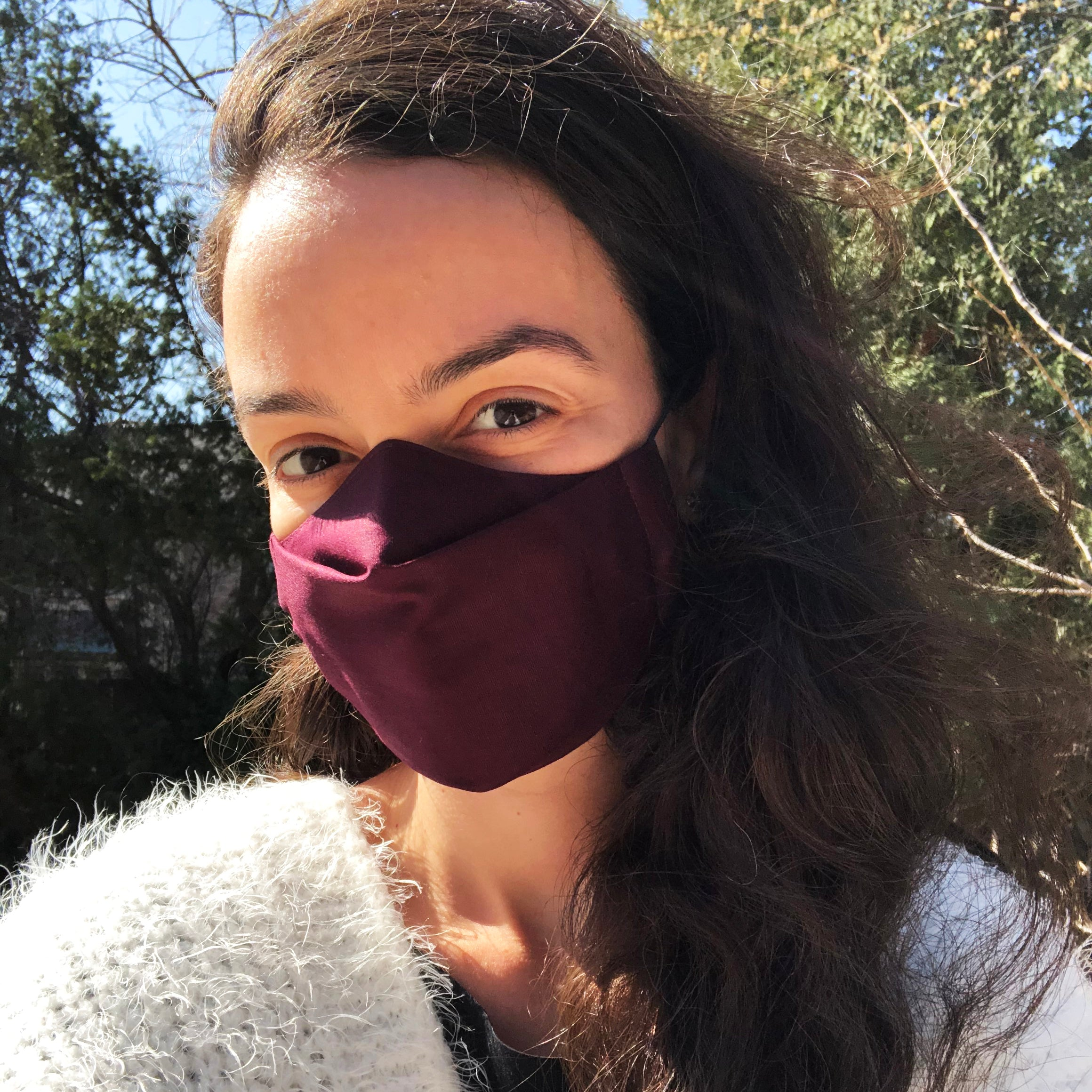 Sangiovese Dream Fit Mask