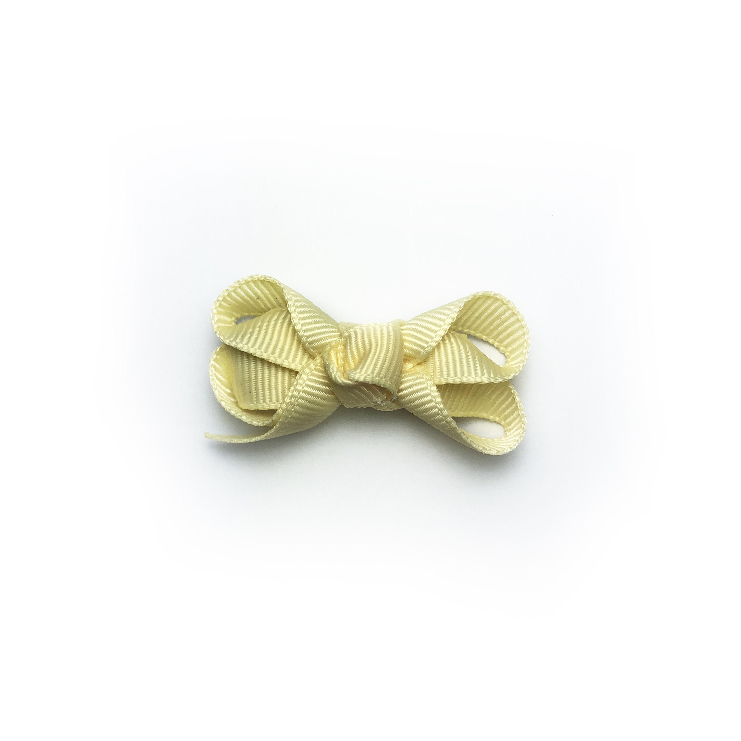 Bow - Amarelo Mini Bow