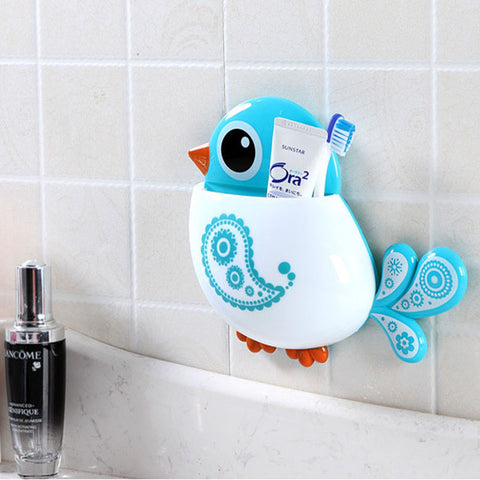 Bird Toothbrush Holder - DAX ACCESSORIES