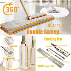 360 Degree Cleaning Mop - DAX ACCESSORIES