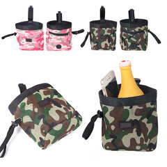 Camo Dog Treat Bag