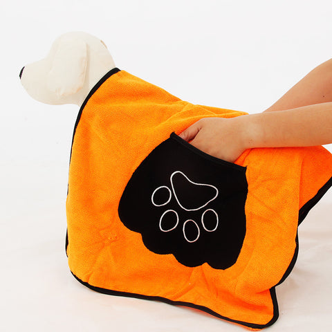 Dog Paw Drying Towel - DAX ACCESSORIES