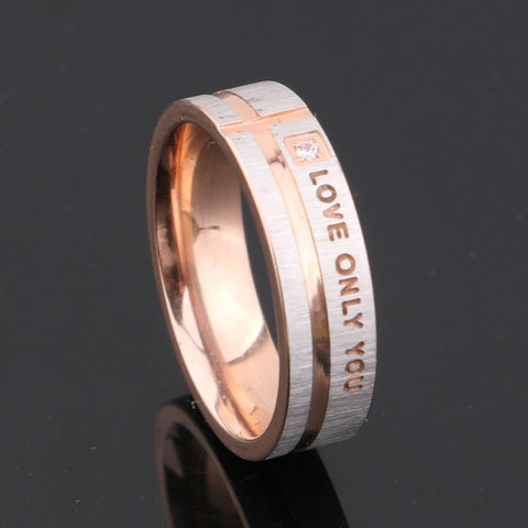 Love Only You Ring - DAX ACCESSORIES