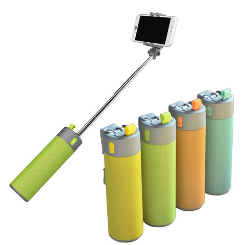 4 in 1 Bluetooth Speaker Selfie Stick - DAX ACCESSORIES