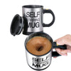 Image of Coffee Mugs - Stir With No Spoon Needed - DAX ACCESSORIES