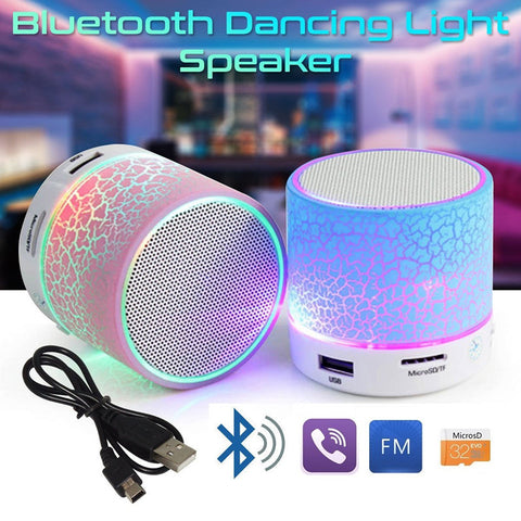 Dancing Light Speakers - DAX ACCESSORIES