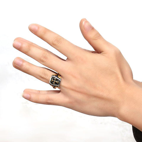Unending Loyalty Cross Ring - DAX ACCESSORIES