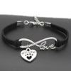 Image of Best Friend Love Paw Bracelet - DAX ACCESSORIES