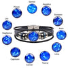 Image of Blue Planet Zodiac Bracelets - DAX ACCESSORIES