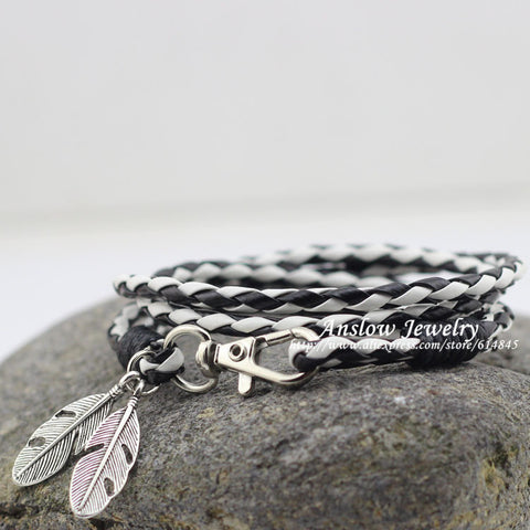 Feather Bracelet - DAX ACCESSORIES