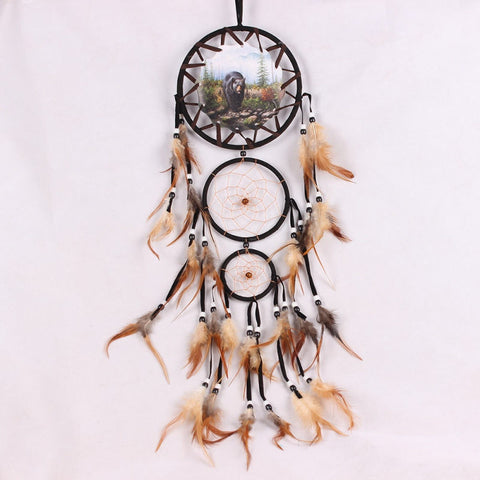 Mystical Animal Dreamcatcher - DAX ACCESSORIES