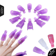10PC Gel Polish Remover Clips