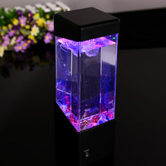 LED Desktop Light Jellyfish