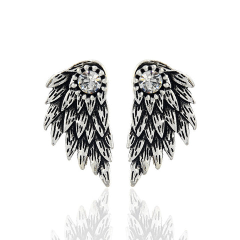 Gorgeous Angel Wing Earrings - DAX ACCESSORIES
