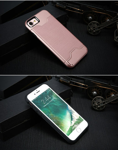 Hidden Card Phone Case - DAX ACCESSORIES