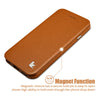 Image of Flip Leather Phone Case - DAX ACCESSORIES