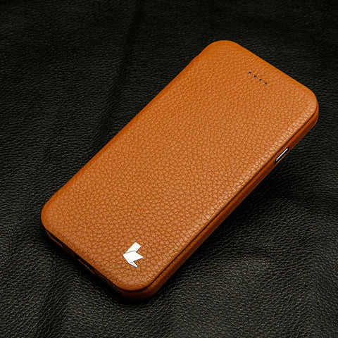 Flip Leather Phone Case - DAX ACCESSORIES
