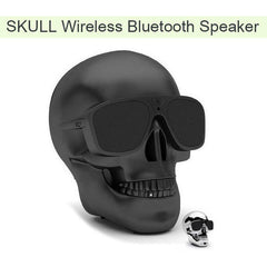 Skull Wireless Bluetooth Speaker - DAX ACCESSORIES