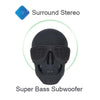 Image of Skull Wireless Bluetooth Speaker - DAX ACCESSORIES