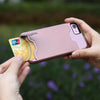 Image of Hidden Card Phone Case - DAX ACCESSORIES