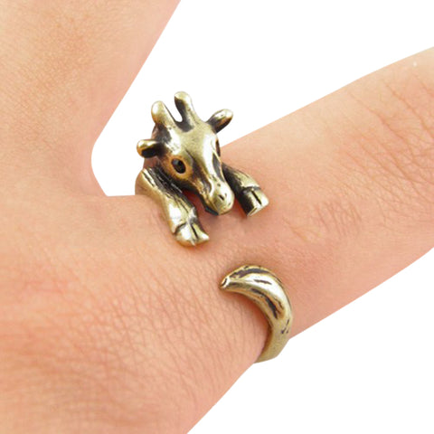 Giraffe Ring - DAX ACCESSORIES