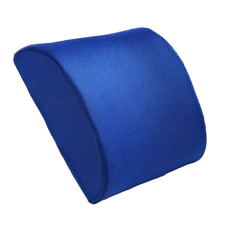 Memory Foam Lumbar Back Support - DAX ACCESSORIES