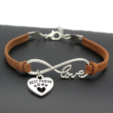 Best Friend Love Paw Bracelet - DAX ACCESSORIES