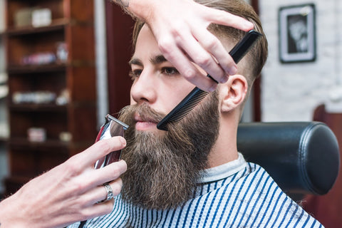 your beard should fit your face