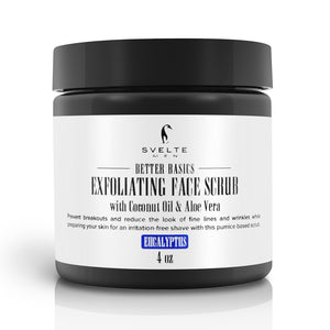 Exfoliating Face Scrub