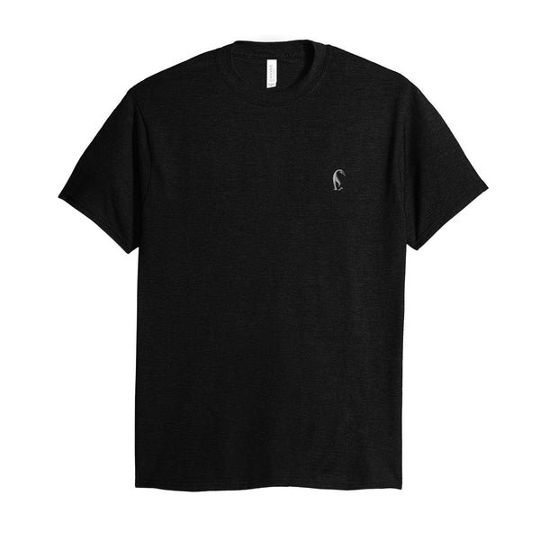 Team Svelte Embroidered Logo Tee (Black)