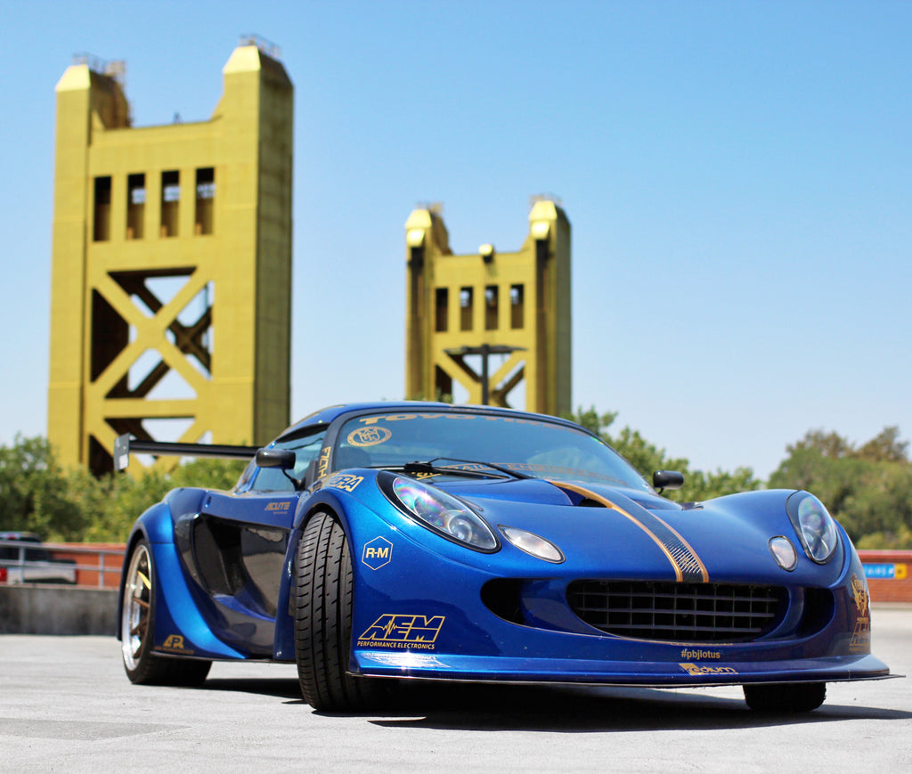 Lotus Exige: Lotus Elise/Exige 8 Piece Widebody