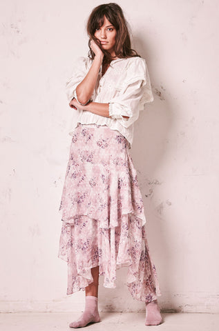 Andrea Skirt - Pink Gem