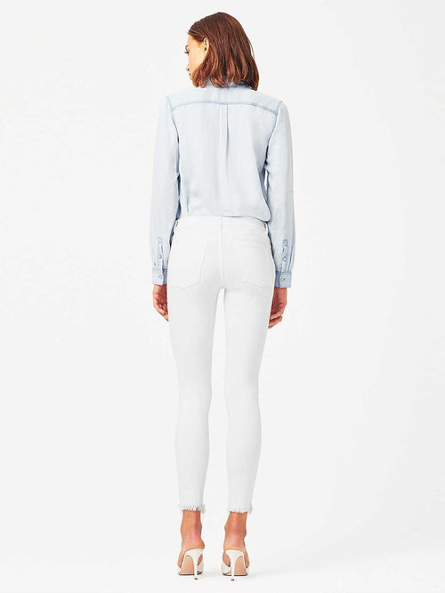 Margaux Ankle Skinny Jeans - Catalina