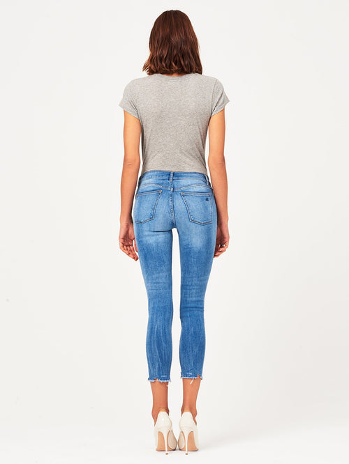 Florence Instasculpt Cropped Jeans- Cavalier