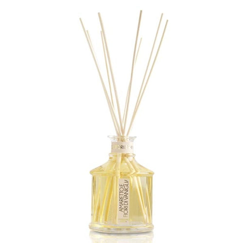 Amaretto and Vanilla Flowers Diffuser - 1L