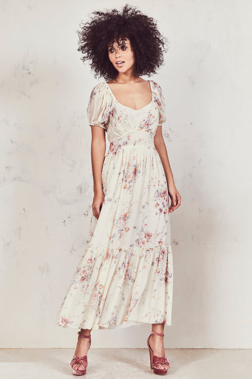 Angie Dress - Monticello , LOVE SHACK FANCY - Moda Boheme