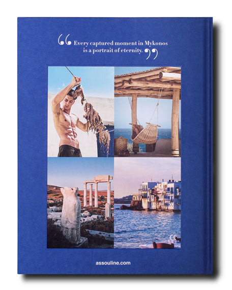 Mikonos Muse Book
