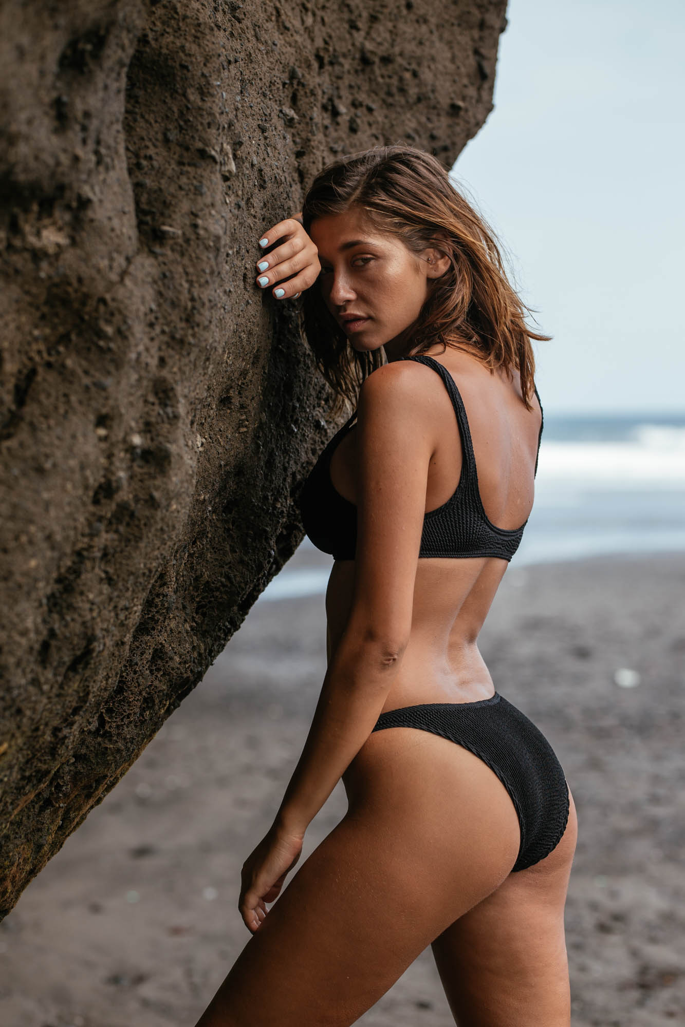 The Malibu Bikini - Black
