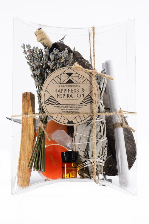 Happiness & Inspiration Ritual Kit , BOHEME HOME - Moda Boheme