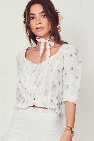 Criss Cross Top - Chio