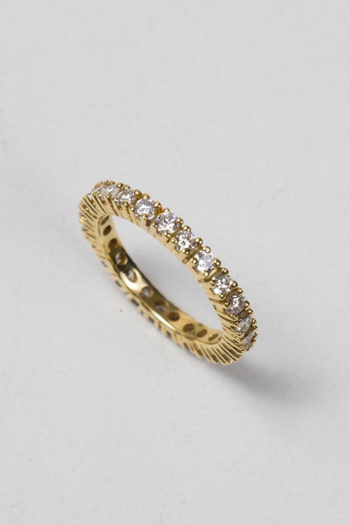 Diamond & Gold Band , BOHEME FINE JEWELRY - Moda Boheme