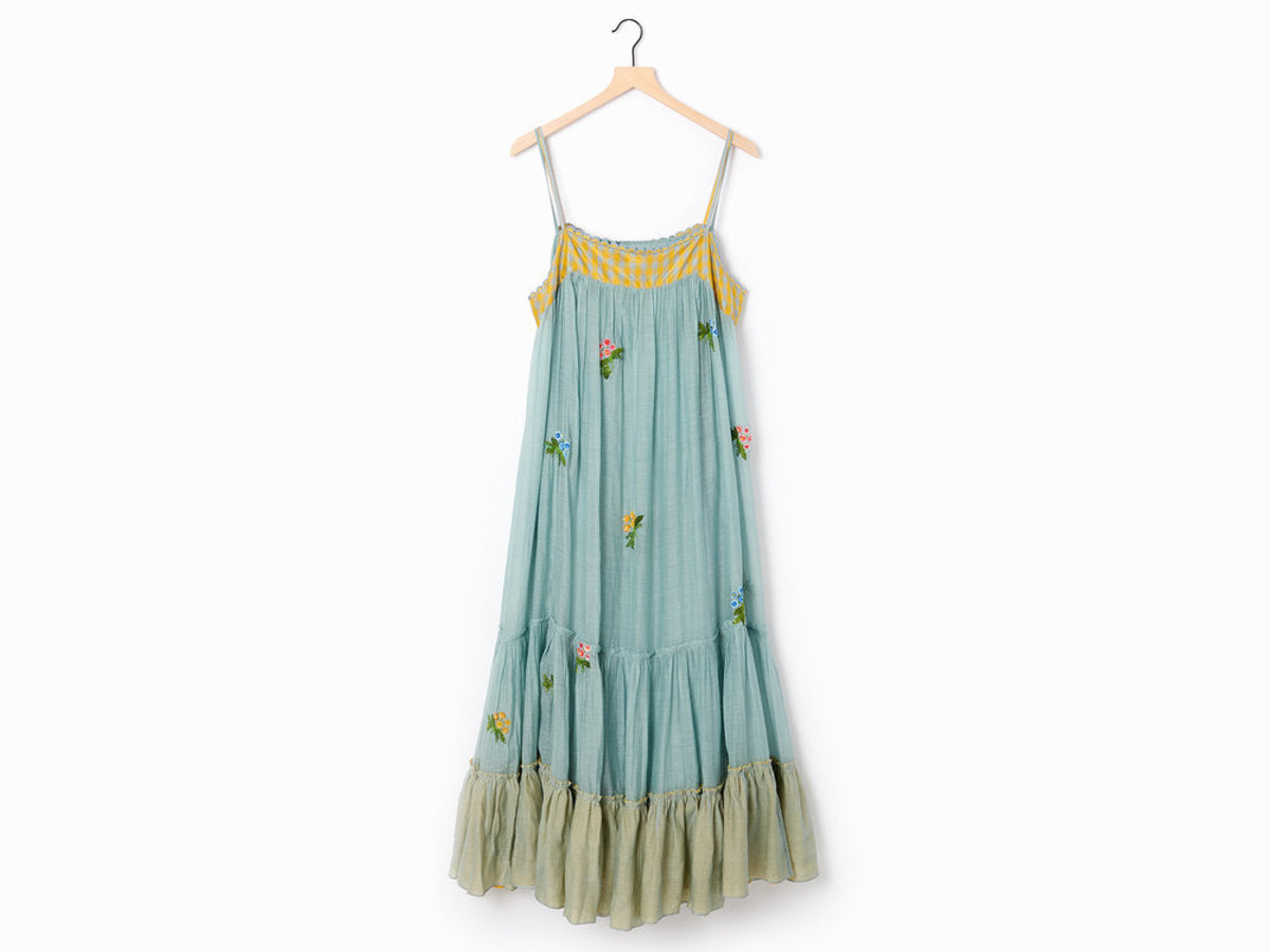 Pero Embroidered Sundress